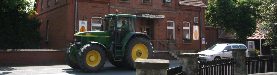 Leveste Traktor