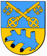Das Wappen der Ortschaft Lenthe©Stadt Gehrden