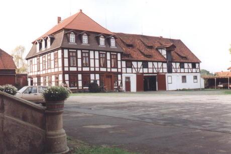 Siemens Geburtshaus©Stadt Gehrden