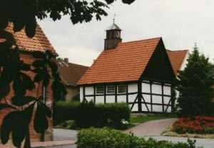 Lemmie Kapelle©Stadt Gehrden
