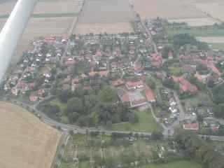 Luftbild Lenthe©Stadt Gehrden