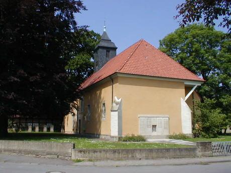 Lenther Kirche Außen©Stadt Gehrden