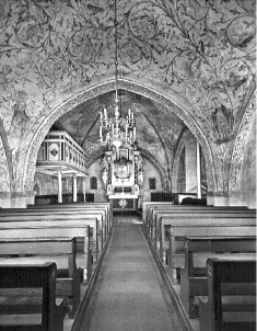 Levester Kirche innen©Stadt Gehrden