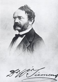 Portrait 2 Werner von Siemens©Siemens