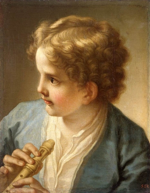 Boy with a flute,Benedetto Luti,1720.jpg